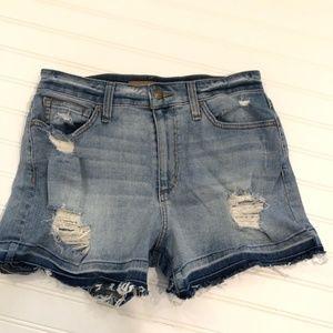 Joe's Allston Mid-Rise Jean Shorts
